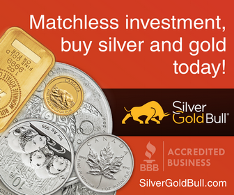 Matchless investment, buy gold silver today!