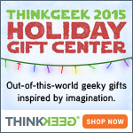 Pick up a unique Ghristmas gift at Think Geek!