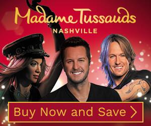 Visit Madame Tussauds Nashville