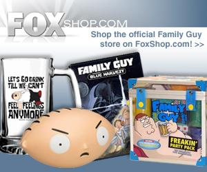 Family Guy on FOXshop.com - Shop now!