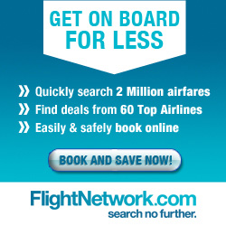 Flightnetwork.com -Specializing in Cheap Flights F