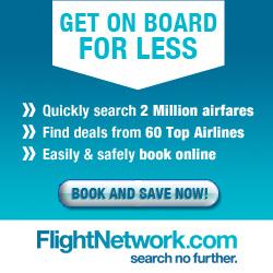 Flightnetwork.com -Specializing in Cheap Flights F