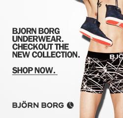 Björn Borg patterned boxer breifs