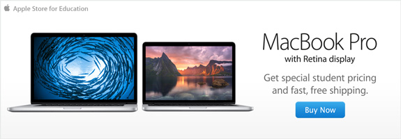 Apple MacBook Pro - get Apple education pricing