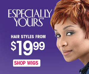 Hair Styles from $19.99 at Especially Yours
