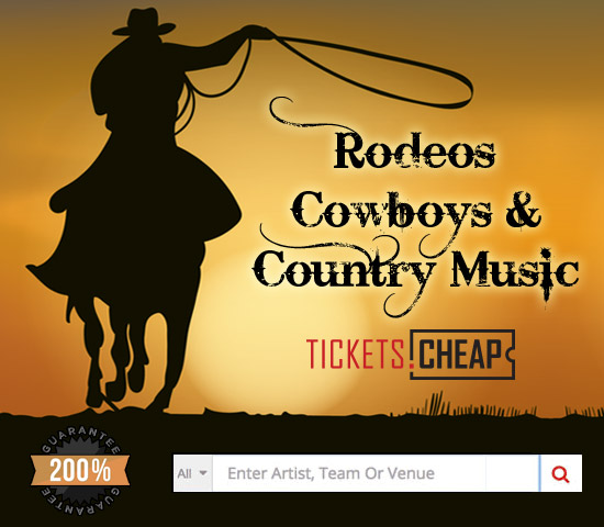 Country Music Tickets at Tickets.Cheap!