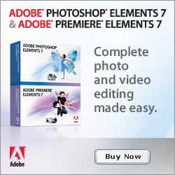 Photoshop Elements 7 + Premiere Elements 7