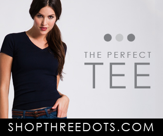 Three Dots Essential Tees