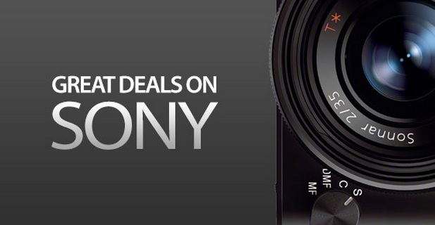 Great Deals on Sony