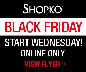Shopko Black Friday 2014