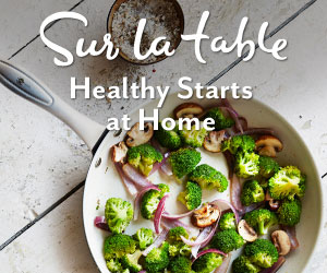 Sur La Table Healthy Eating_300x250
