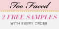 Too Faced Cosmetics - Free shipping for orders of $50 or more