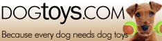 DogToys.com Because every dog needs dog toys!