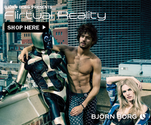 Shop Björn Borg underwear now!
