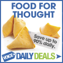 Voice Daily Deals - Save up to 90% daily