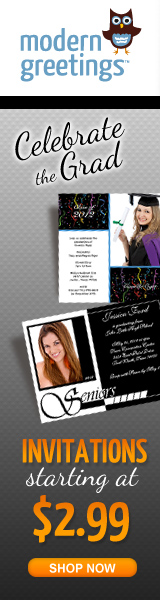 MG Product_Graduation Invitations_160x600 Banner