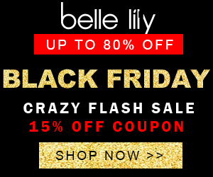 Black Friday is Coming! Up To 80% Off Sale From $2.89 + Free Shipping Worldwide!