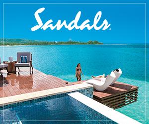 SANDALS Resorts (300 x 250)