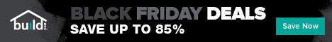 Save Up to 85% on our Black Friday Deals at Build.com