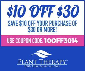 Plant Therapy FLASH SALE! Get $10 Off Your $30+ Purchase with Code 10OFF3014 Today Only!