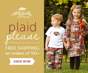 Shop Lolly Wolly Doodle plaid clothing for kids.