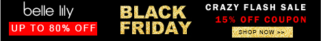 Black Friday is Coming! Up To 80% Off, Sale From $2.89 + Free Shipping Worldwide!