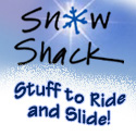 Snowshack: Sleds, Snowshoes and Ski and Snowboard