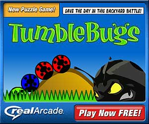 Get Tumble bugs FREE with GamePass
