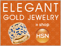 Gold Jewelry Specials at HSN