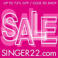 Save up to 75% on Singer22 markdowns