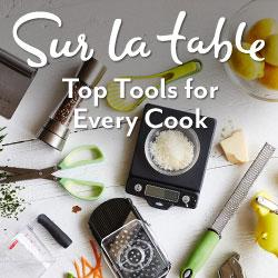 Sur La Table Healthy Cooking_250x250