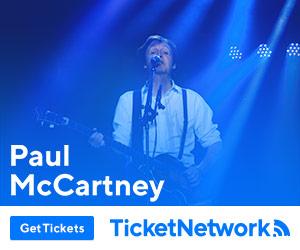 Paul McCartney biljetter