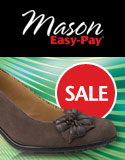 On Sale, Buy Now - Pay Later Mason Shoe