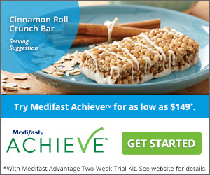 Lose the Weight with Medifast!