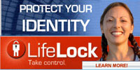 Protect your Identity with LifeLock!