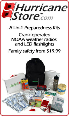 Hurricane Preparedness Kits from $19.99