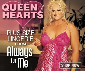 The Perfect Gift  - Sexy Plus size Lingerie -