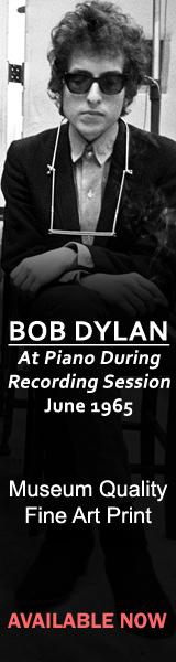 Bob Dylan Fine Art Photographs