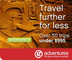 GAP Adventures - Tours Under $995