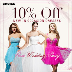 10% OFF New-in Occasion Dress