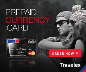 Multi-Currency Cash PAssport