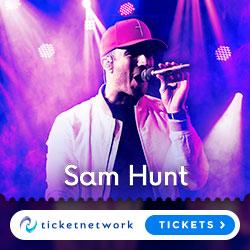 Sam Hunt Tickets