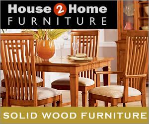 Solid Wood Furniture at House2HomeFurniture.com