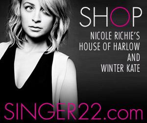 SHOP Nicole Richie Style at SINGER22.com