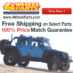 Buy at 4WheelParts.com and get FREE Shipping and Price Match Guarantee