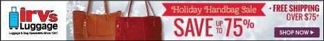 Holiday Handbag Sale - Save up to 75% + Free Shipping & Returns!
