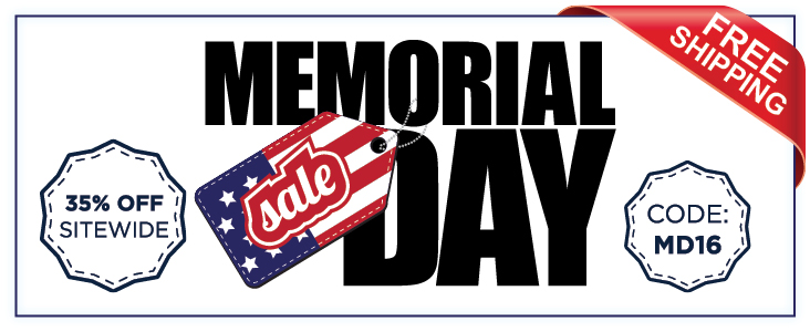 luggage sales for memorial day