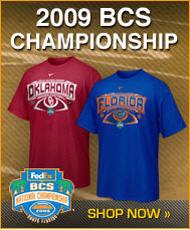 BCS Championship Bowl - Florida vs. Oklahoma