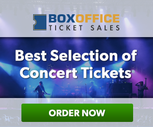 Find the best deals on concert tickets here!