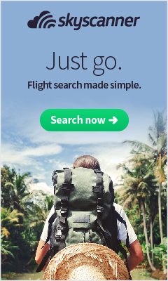 Book with Skyscanner